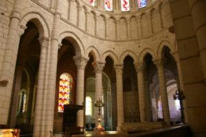 La Charite sur Loire 周歩廊