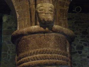 Perros Guirec 彫刻