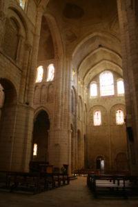 La Charite sur Loire 翼廊