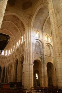 La Charite sur Loire 交叉部