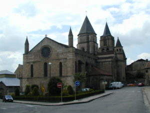 St.Junien 後背部