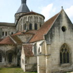 La Charite sur Loire 後背部