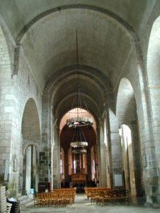 St.Leonard de Noblat 身廊