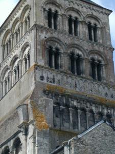 La Charite sur Loire 塔