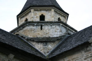 L'Hopital St.Blaiseの塔