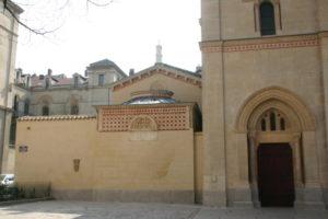 Lyon 教会堂正面