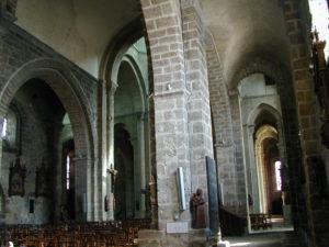 St.Junien 側廊