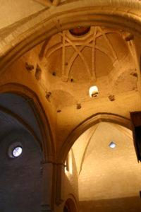 L'Hopital St.Blaiseの内陣