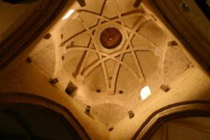 L'Hopital St.Blaiseのドーム