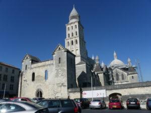 Perigueux 教会堂正面