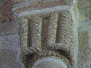 Priziac 柱頭彫刻