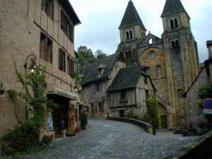 Conques 全景