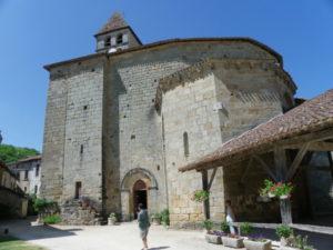 St.Jean de Cole 全景