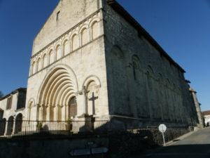 St.Privat des Pres 全景