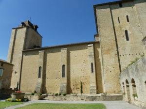 Tremolat 教会堂側面