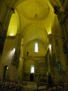 St.Amand de Coly 翼廊