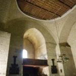 St.Jean de Cole 教会堂内部