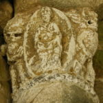 St.Jean de Cole 柱頭彫刻