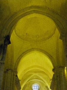 St.Amand de Coly 交叉部 ドーム