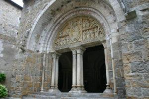 Carennacの扉口