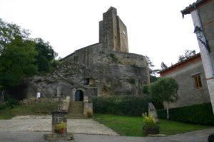 Valsの教会堂正面