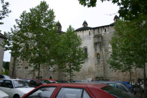 Souillac 教会堂側面