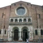 Toulouse / St.Serninの教会堂正面