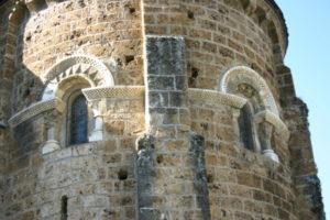 St.Martin d'Unacの後背部