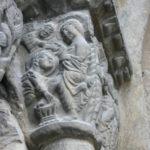 St.Aventin 柱頭彫刻
