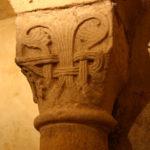 Duravelの柱頭彫刻