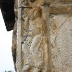 St.Aventin 彫刻