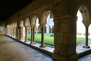 St.Lizierの回廊