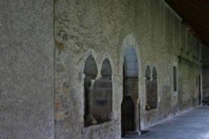 St.Savin de Lavedanの柱頭