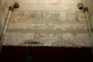 Cahorsの壁画