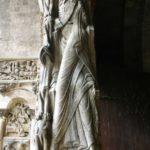 Moissacの中央柱