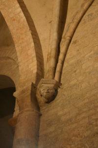 Carennacの彫刻