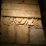St.Just de Valcabrere の彫刻