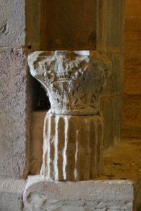 St.Just de Valcabrereの彫刻
