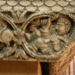 Toulouse / St.Serninの祭壇彫刻