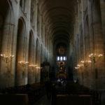 Toulouse / St.Serninの身廊
