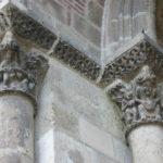 Toulouse / St.Serninの柱頭彫刻
