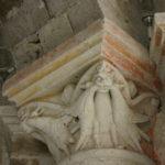 Moissacの柱頭彫刻