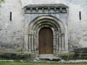 Macquevilleの扉口