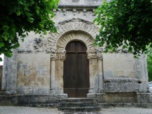 Nuailleの扉口