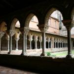 Moissacの回廊