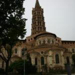 Toulouse/St.Serninの全景