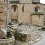 Castelnau-Pegayrolsの教会堂