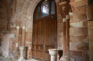 Bozoulsの扉口