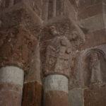 Bozoulsの柱頭彫刻