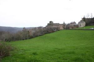 Castelnau-Pegayrolsの全景